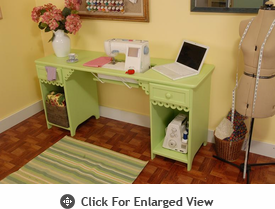 Arrow Products Inc. Sewing Cabinet - Olivia