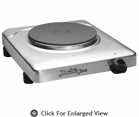 BroilKing Professional Cast Iron Range Stainless