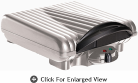 CucinaPro™ 4 Square Belgian Waffle Iron Out of Stock