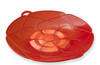"Kuhn Rikon Spill Stopper Over Boil Protector 12"" Red"