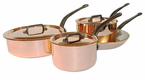 Mauviel M'heritage  Cookware Sets