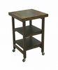 Oasis Concepts Folding Kitchen Island The All-Purpose Island