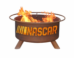 Patina Products  NASCAR Fire Pit