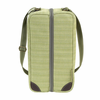 Picnic at Ascot  Sunset Deluxe Wine Carrier for 2  Olive Tweed