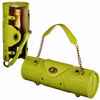 Picnic at Ascot  Wine Carrier and Purse  Kiwi