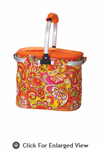 Picnic Plus Shelby Collapsible Market Tote Gerry's Jubilee