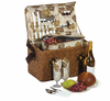 Picnic Plus Woodstock 2 Person Picnic Basket Fern lining
