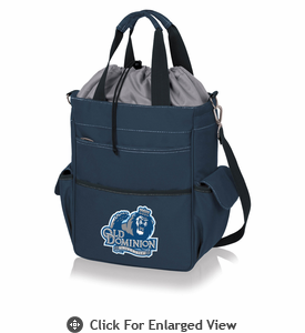 Picnic Time Activo Cooler Tote  Old Dominion Monarchs Navy Blue
