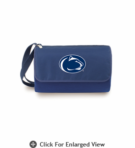 Picnic Time Blanket Tote - Navy Blue Penn State Nittany Lions