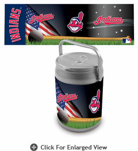 Picnic Time Can Cooler Cleveland Indians