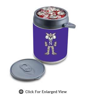 Picnic Time Can Cooler Northwestern University Wildcats