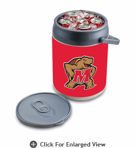 Picnic Time Can Cooler University of Maryland Terrapins