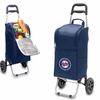 Picnic Time Cart Cooler - Navy Blue Minnesota Twins