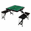 Picnic Time Football Picnic Table Colorado State Rams