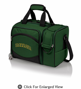 Picnic Time Malibu Digital Print -  Green Baylor University Bears