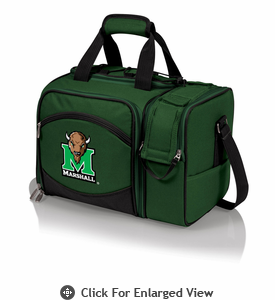 Picnic Time Malibu Digital Print -  Green Marshall University Thundering Herd