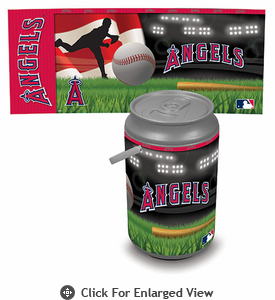 Picnic Time Mega Can Cooler Los Angeles Angels