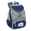 Picnic Time NBA - Navy Blue PTX Backpack Cooler Los Angeles Clippers