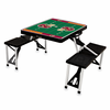Picnic Time NFL - Black Picnic Table Sport Washington Redskins
