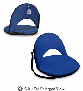 Picnic Time NFL - Oniva Seat Indianapolis Colts