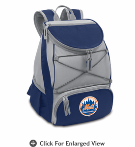 Picnic Time PTX - Navy Blue New York Mets