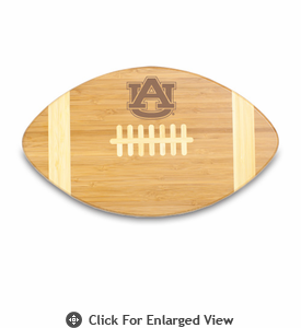 Picnic Time Touchdown! Cutting Board  Auburn University Tigers