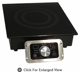 Sunpentown  3400W Commercial Induction (Built-In)