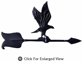 "Whitehall 24"" Eagle Accent Weathervane"