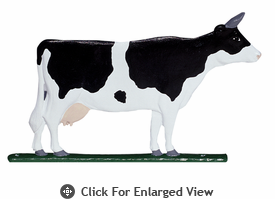 "Whitehall 30"" Cow Weathervane Rooftop Color"