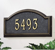 Whitehall Providence Arch Estate Wall Plaque One Line
