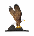 """Whitehall  Rooftop or Garden  30"""" Eagle Weathervanes"""