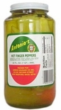 Antonio's Yellow Hot Finger Peppers 32 oz.