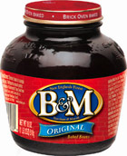 B&M Baked Beans Original 18 oz. (Glass Jar)
