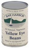 Bar Harbor Yellow Eye Beans 16 oz.