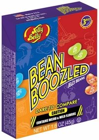 BeanBoozled Jelly Beans 4th Edition Value 3 Pack (1.6 oz. ea.)