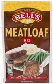 Bell's Meatloaf Mix 3 oz.