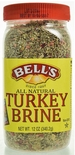 Bell's Turkey Brine 12 oz.