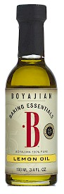 Boyajian Pure Lemon Oil 3.4 oz.
