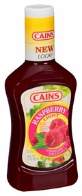 Cains Raspberry Light Vinaigrette Dressing 16 oz.