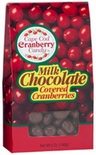 Cape Cod Cranberry Milk Chocolate Cranberries 5 oz.