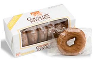 Country Kitchen Plain Donuts 2 Bo