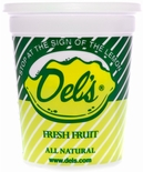 * Del's Lemonade Soft Frozen Dry Mix Quart