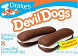 Drake's Devil Dogs Cakes (2 Boxes)