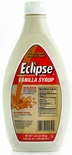 Eclipse Vanilla Syrup 6-21 oz. Bottles