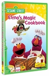 Elmo's Magic Cookbook Video with Emeril (DVD Format)