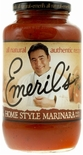 Emeril's Home Style Marinara All Natural Pasta Sauce 25 oz.