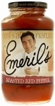 Emeril's Roasted Red Pepper All Natural Pasta Sauce 25 oz.