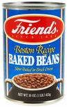 Friend's Baked Beans 16 oz.