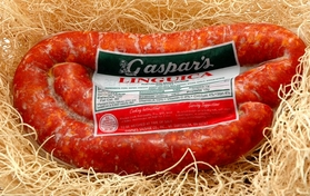 Gaspar's Regular Linguica 1 lb.