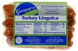 Gaspar's Turkey Linguica Franks 1 lb.